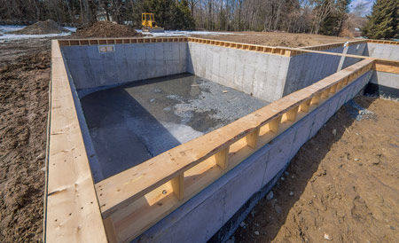 poured-new-home-construction-foundation